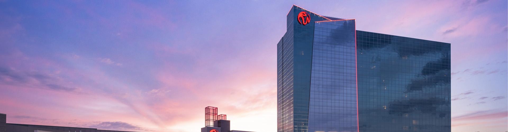 Resorts World Catskills Building