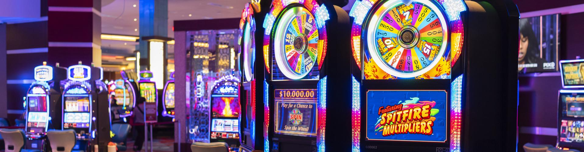 Resorts World Catskills Slots